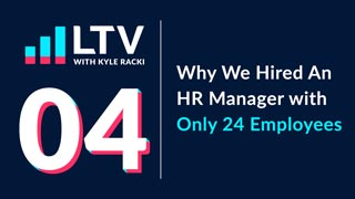 Why We Hired An HR Manager with Only 24 Employees