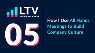 How I Use All Hands Meetings to Build Company Culture