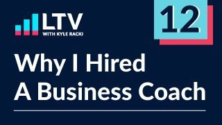 Why I Hired a Business Coach