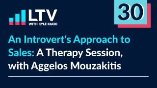 An Introvert's Approach to Sales: A Therapy Session, with Aggelos Mouzakitis