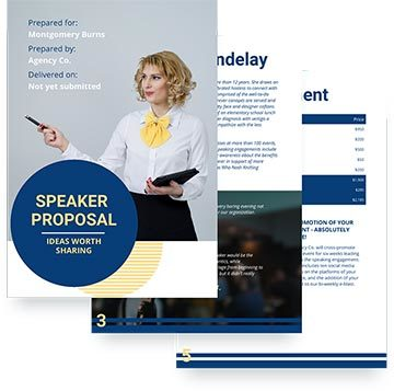 Hospitality & Event Proposal Software - Served fresh with… | Proposify