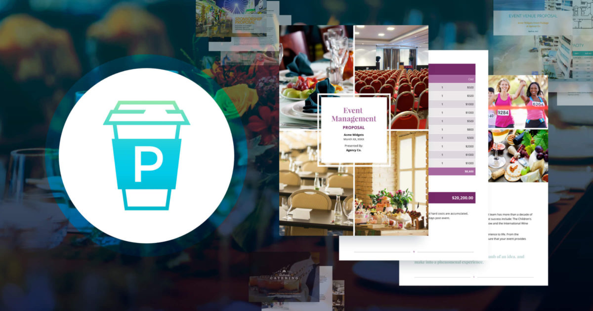 Hospitality & Event Proposal Software - Served fresh with