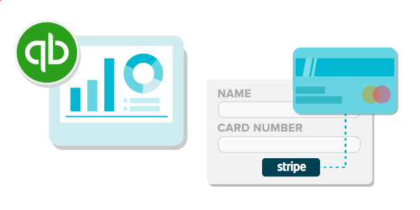 QuickBooks and Stripe integrate with proposal software
