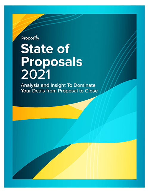 the state of proposals 2021