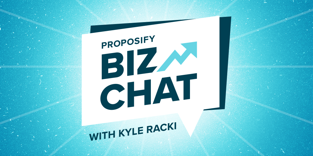 Goodbye Agencies Drinking Beer, Hello Proposify Biz Chat!