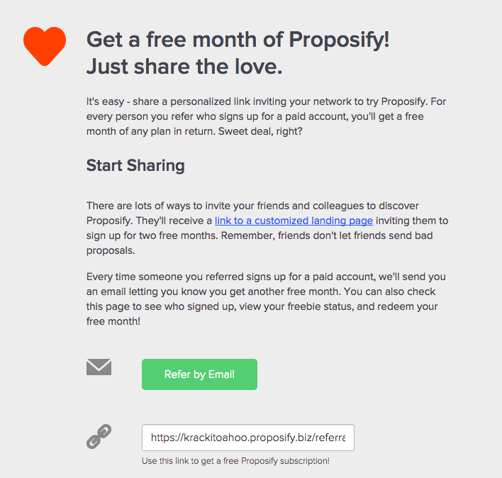 Infusionsoft Better Search An Improved Referral Program