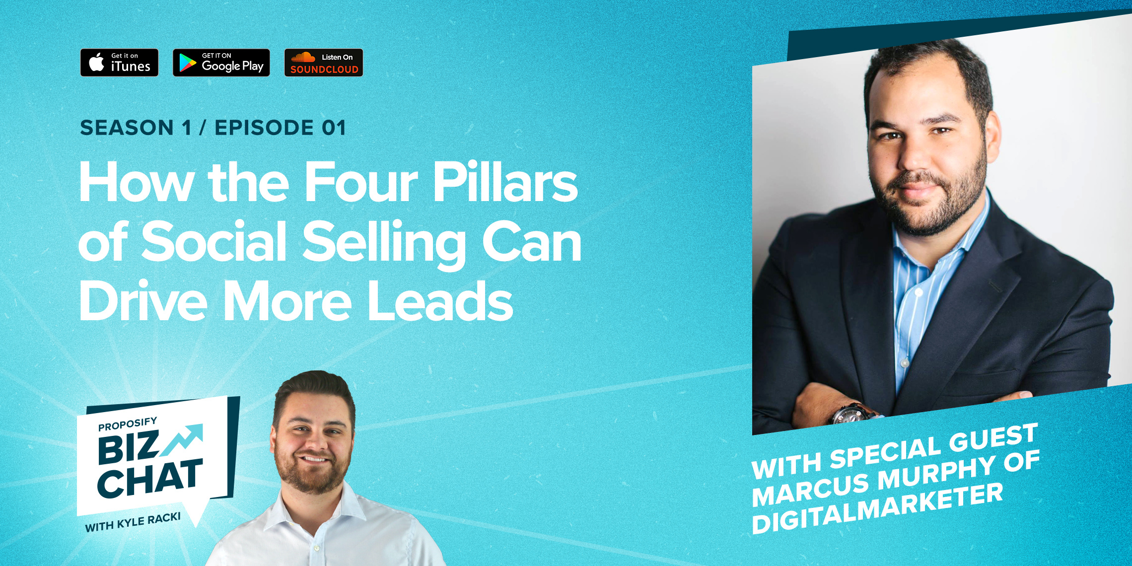 How the Four Pillars of Social Selling Can Drive More Leads PBC-001