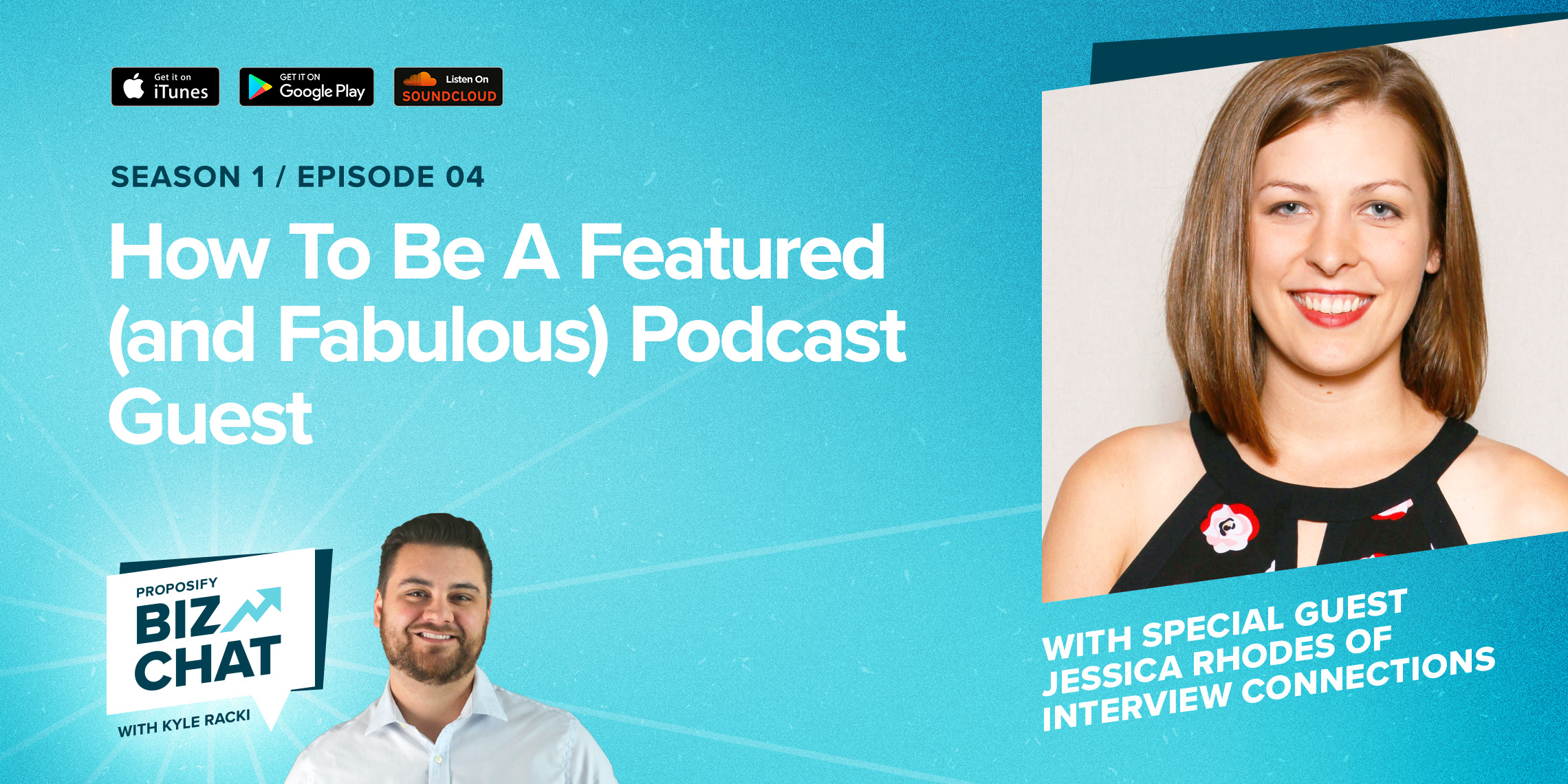 How To Be A Featured (and Fabulous) Podcast Guest  PBC-004