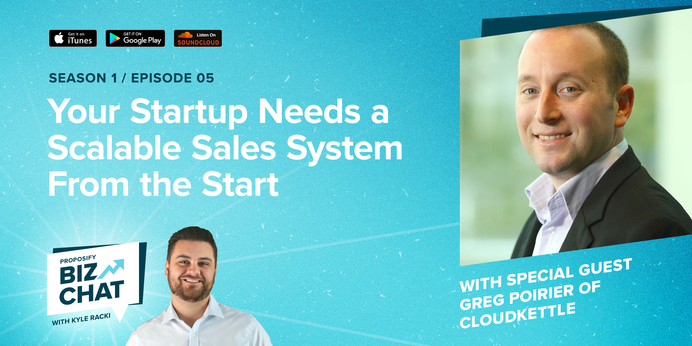 Your Startup Needs a Scalable Sales System From the Start PBC-005
