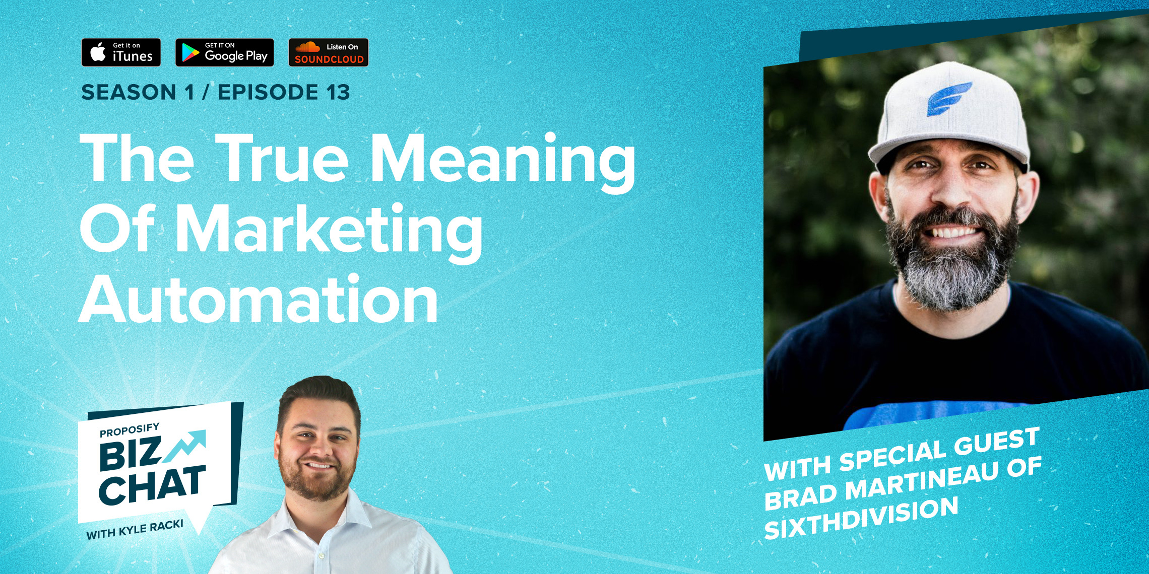 The True Meaning of Marketing Automation Ep 013