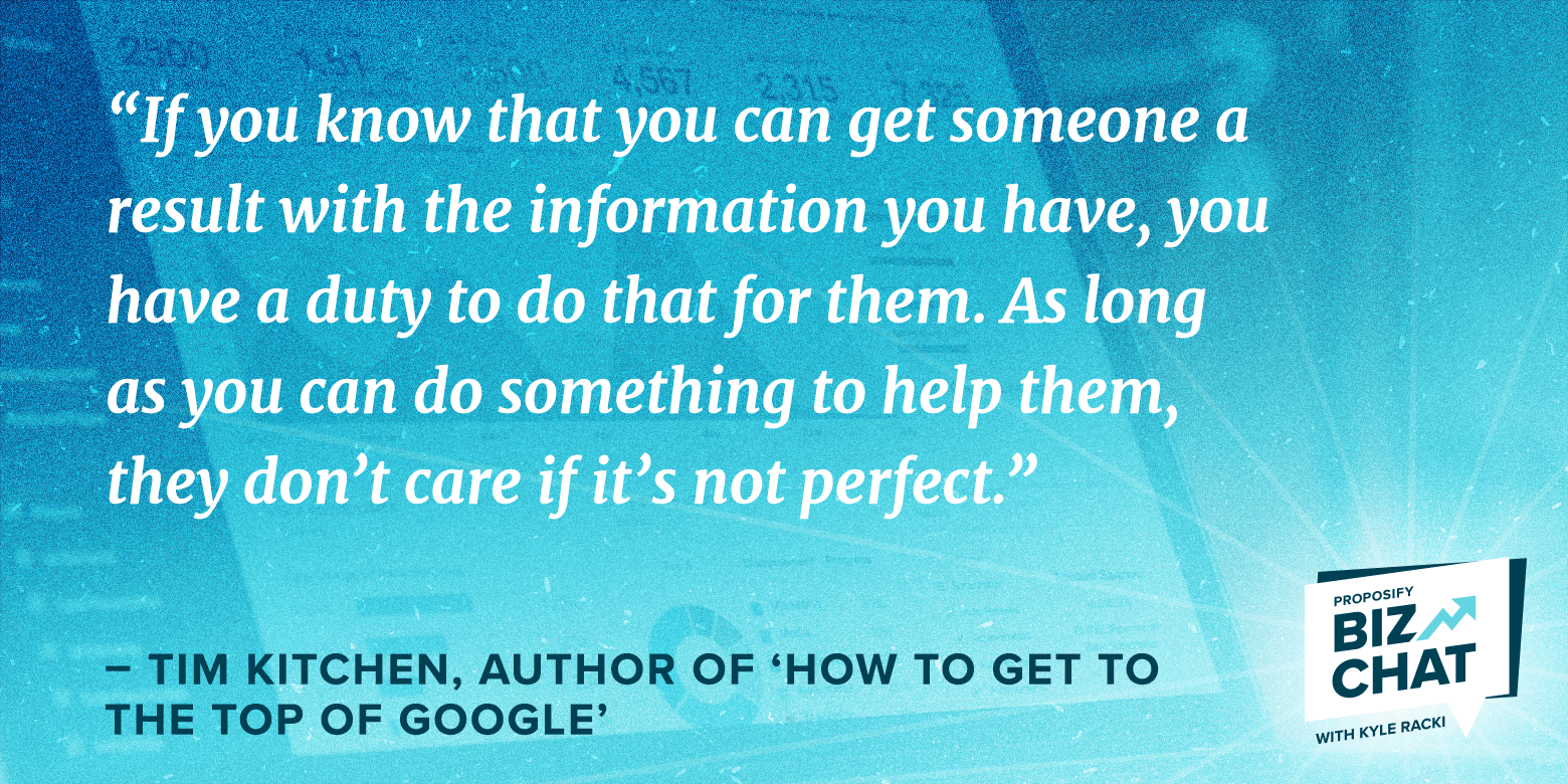This Former Drummer Wrote a Book about SEO, Which Built a 60-person Agency