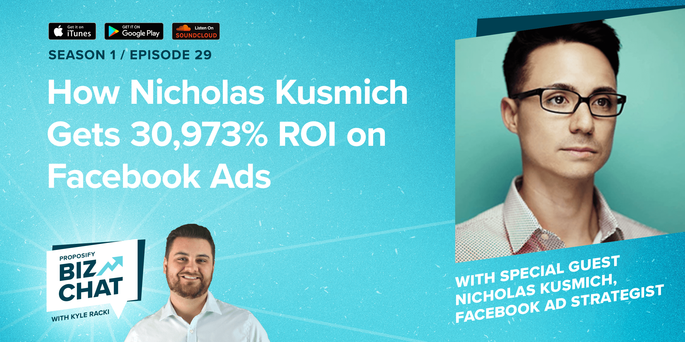 How Nicholas Kusmich Gets 30,973% ROI on Facebook Ads