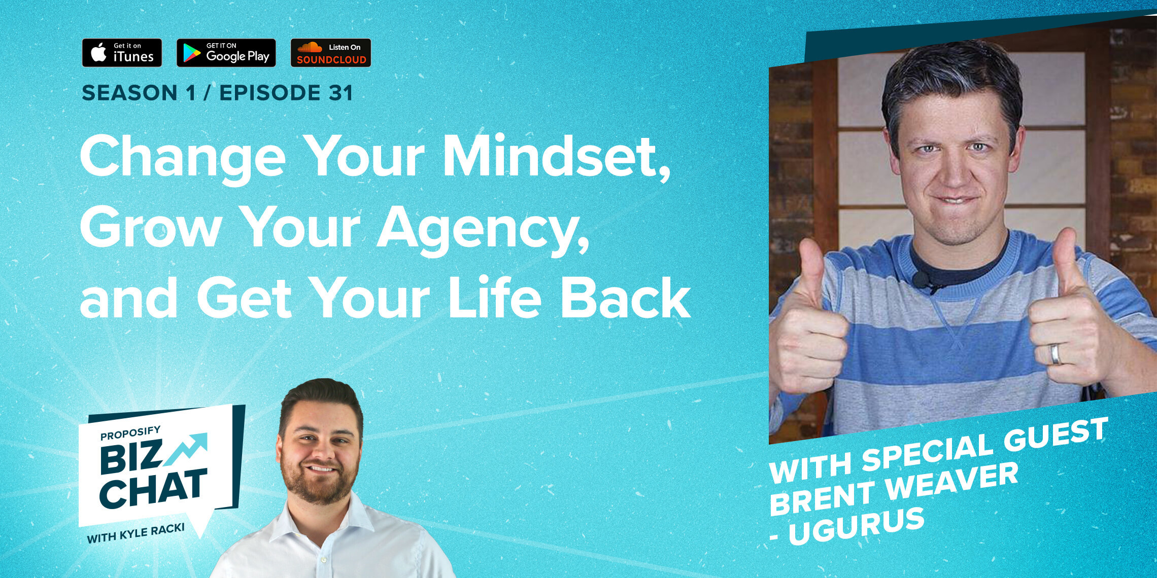 Change Your Mindset, Grow Your Agency, and Get Your Life Back