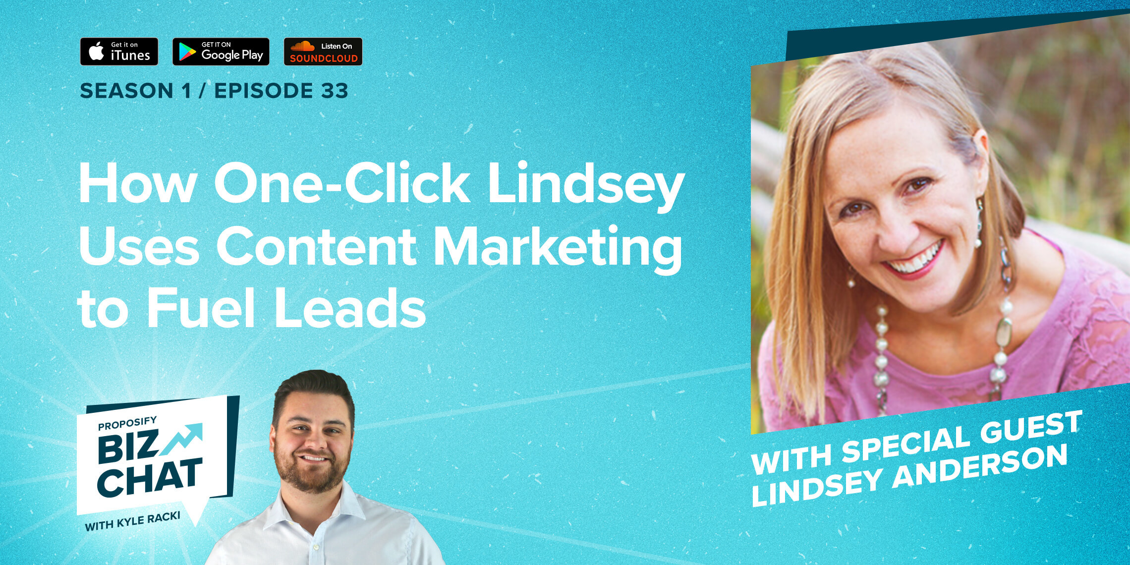 How One-Click Lindsey Uses Content Marketing to Fuel Leads