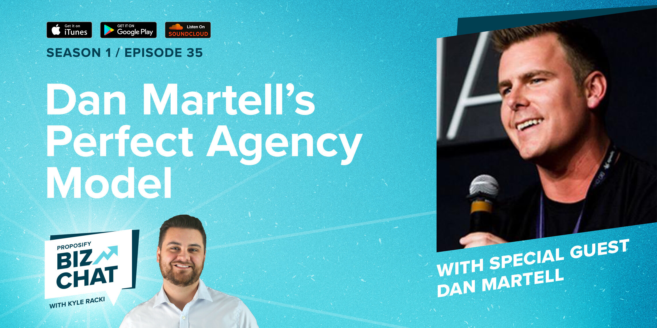 Dan Martell's Perfect Agency Model