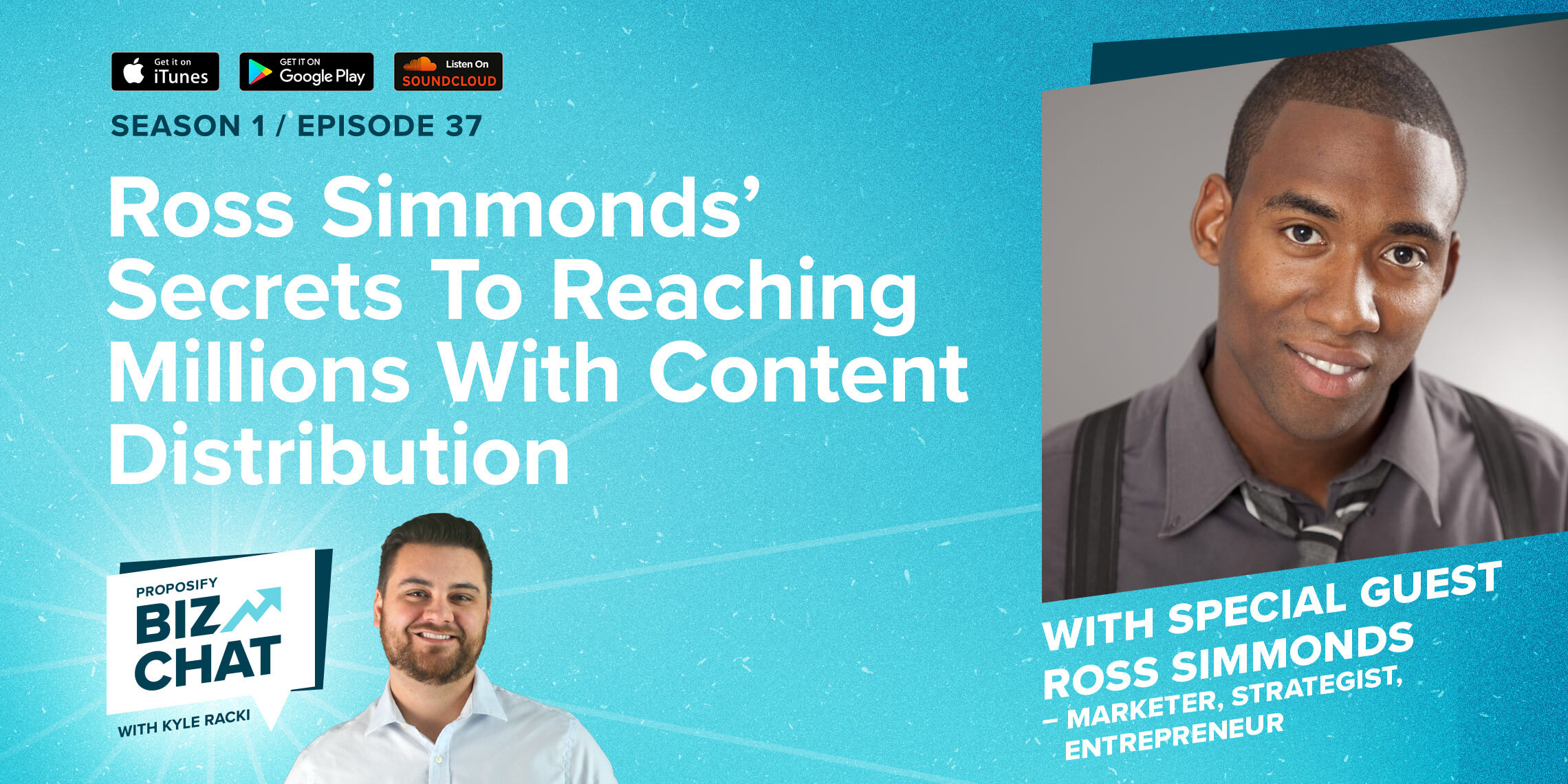 Ross Simmonds' Secrets to Reaching Millions with Content Distribution