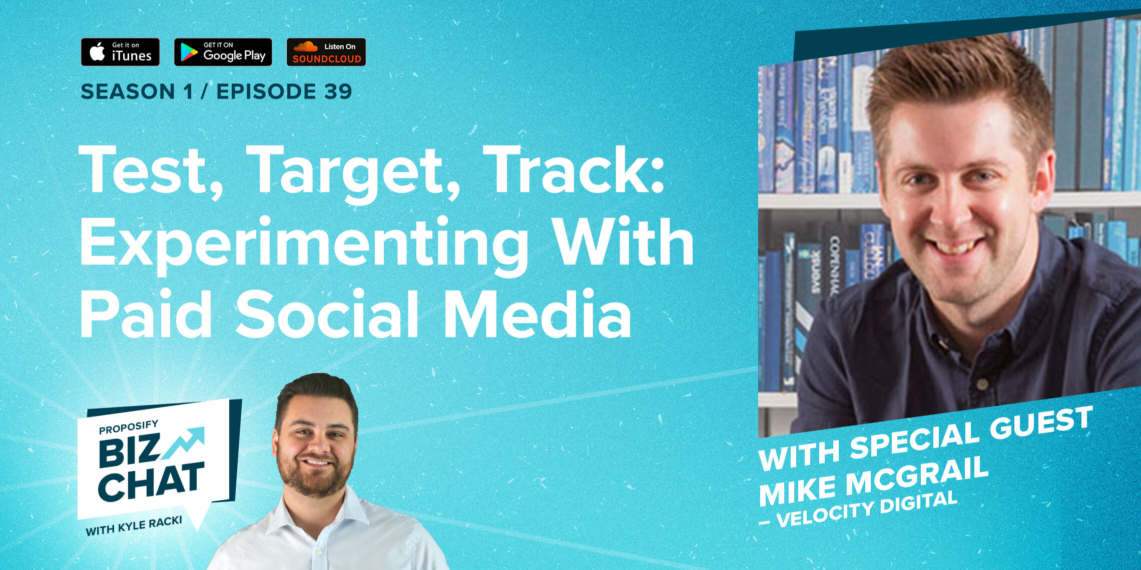 Test, Target, Track: Experimenting With Paid Social Media