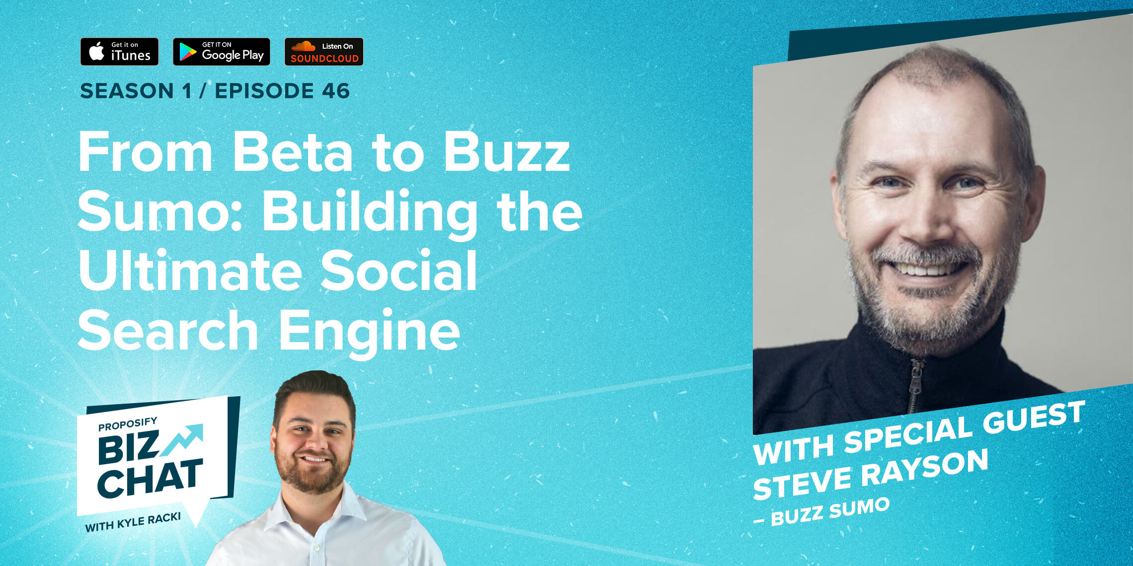 From Beta to Buzz Sumo: Building the Ultimate Social Search Engine