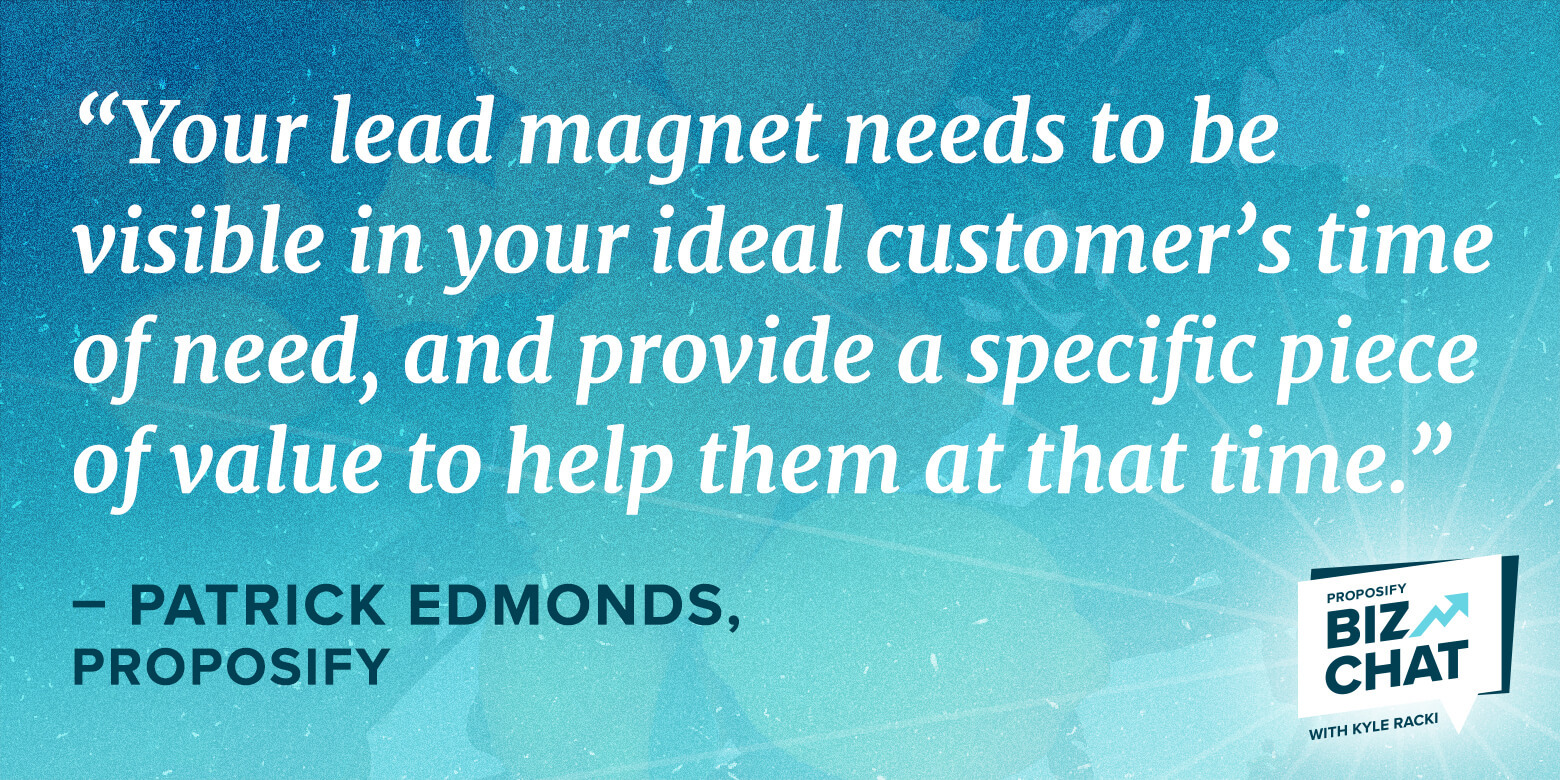 Lead Magnets and the Art of Attraction in Business (plus a special announcement)