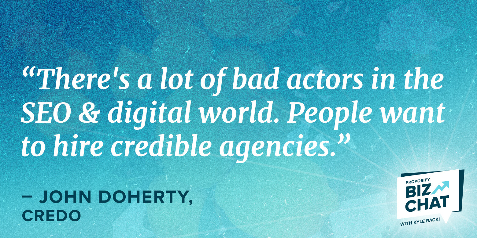 What John Doherty Learned Building a 'Tinder' for Agencies