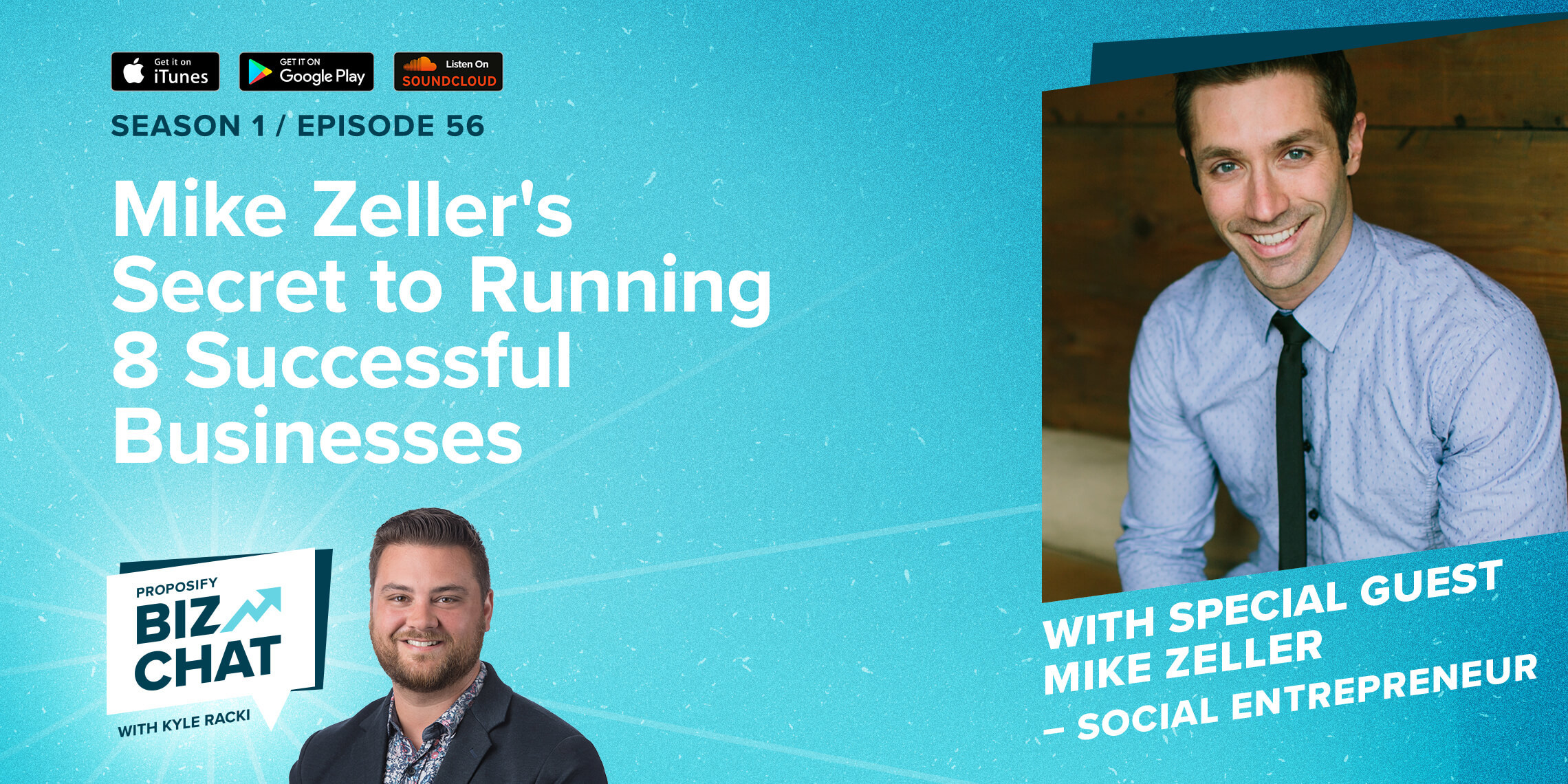Mike Zeller's Secret to Running 8 Successful Businesses