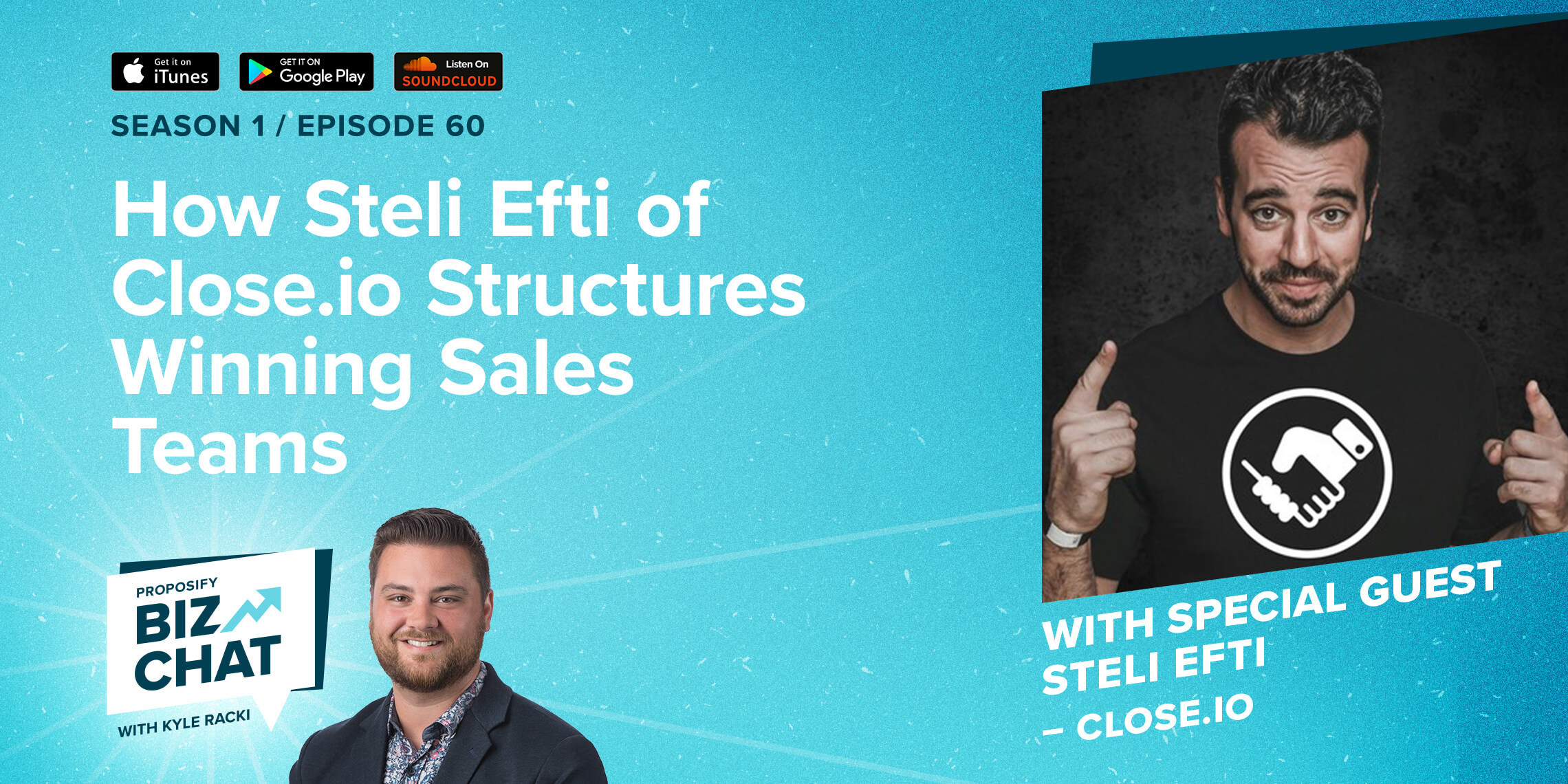 How Steli Efti of Close.io Structures Winning Sales Teams