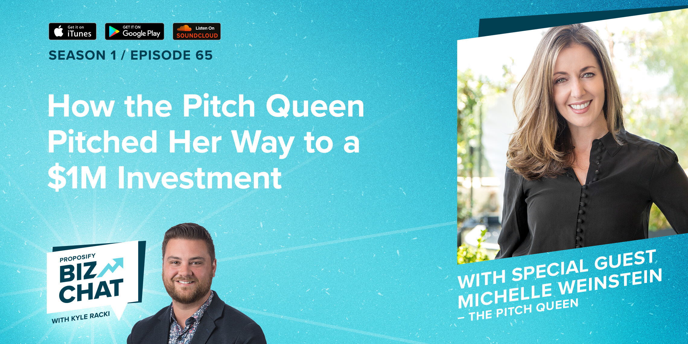 How the Pitch Queen Pitched Her Way to a $1M Investment