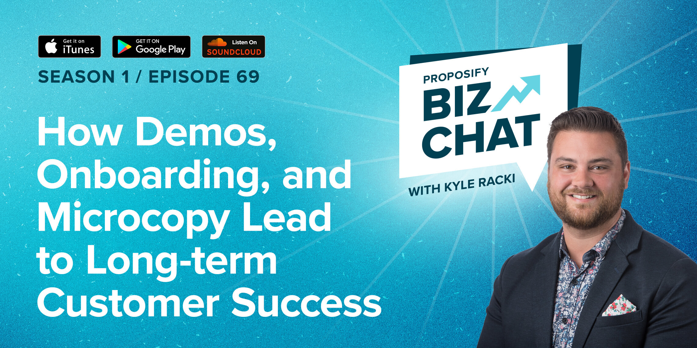 How Demos, Onboarding, and Microcopy Lead to Long-term Customer Success
