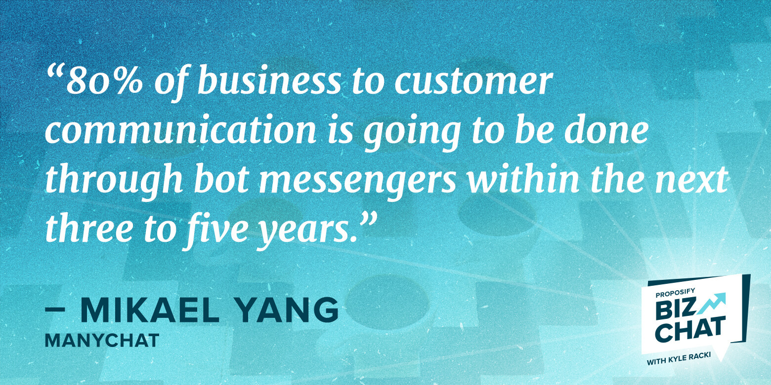 The Future is Messenger Marketing and Chatbots