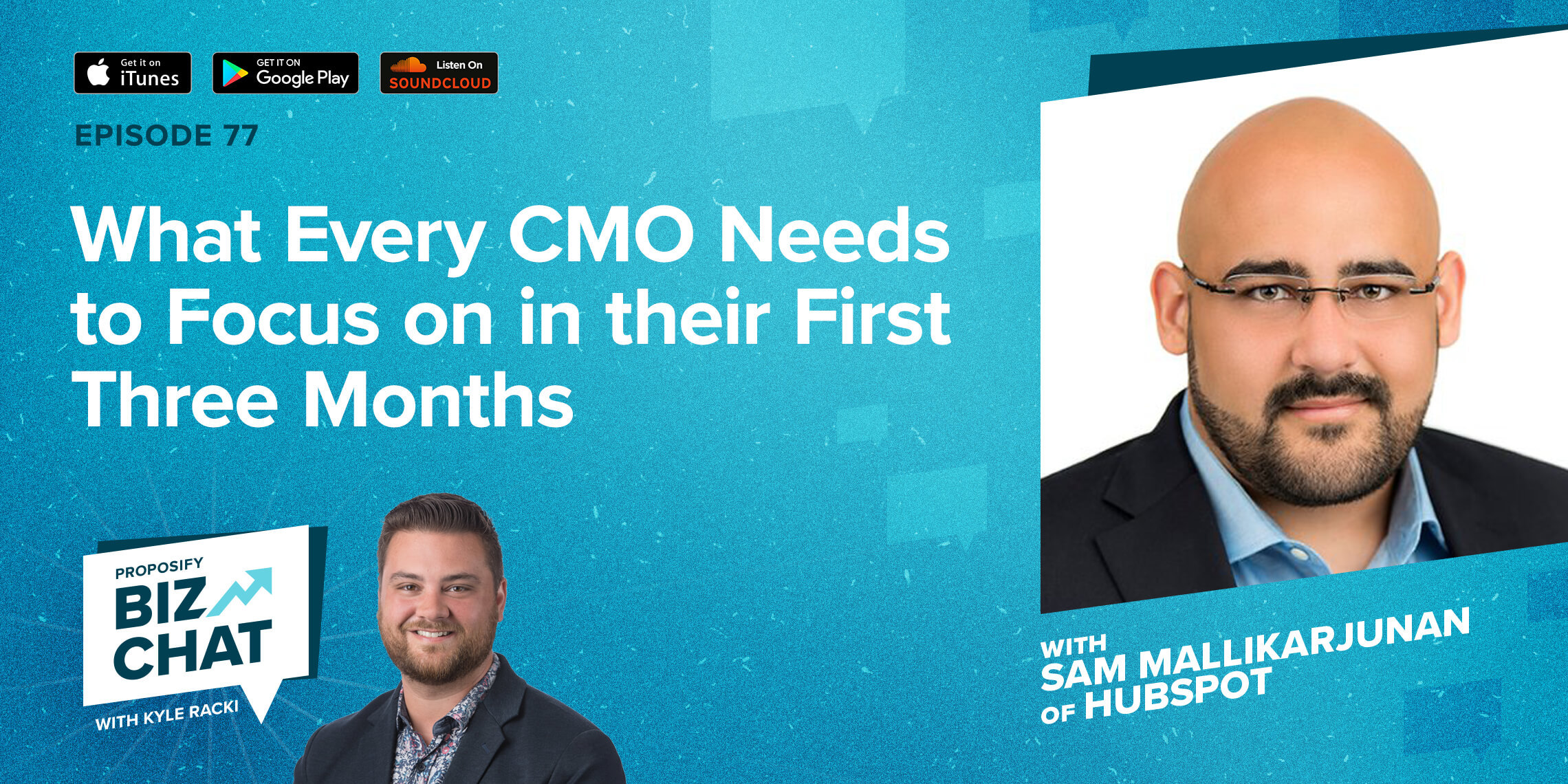 What Every CMO Needs to Focus on in their First Three Months
