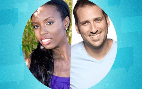 Amara Omoregie & Jason Swenk