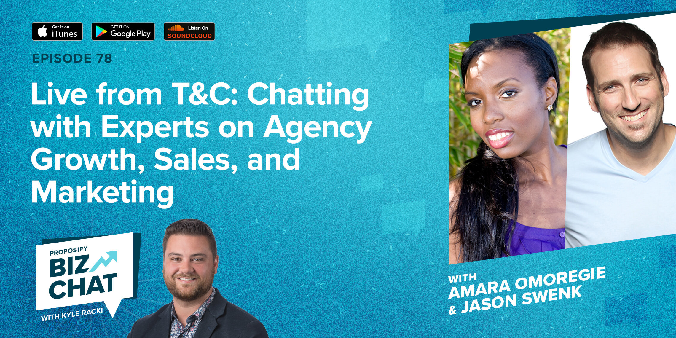 Live from T&C: Chatting with Experts on Agency Growth, Sales, and Marketing