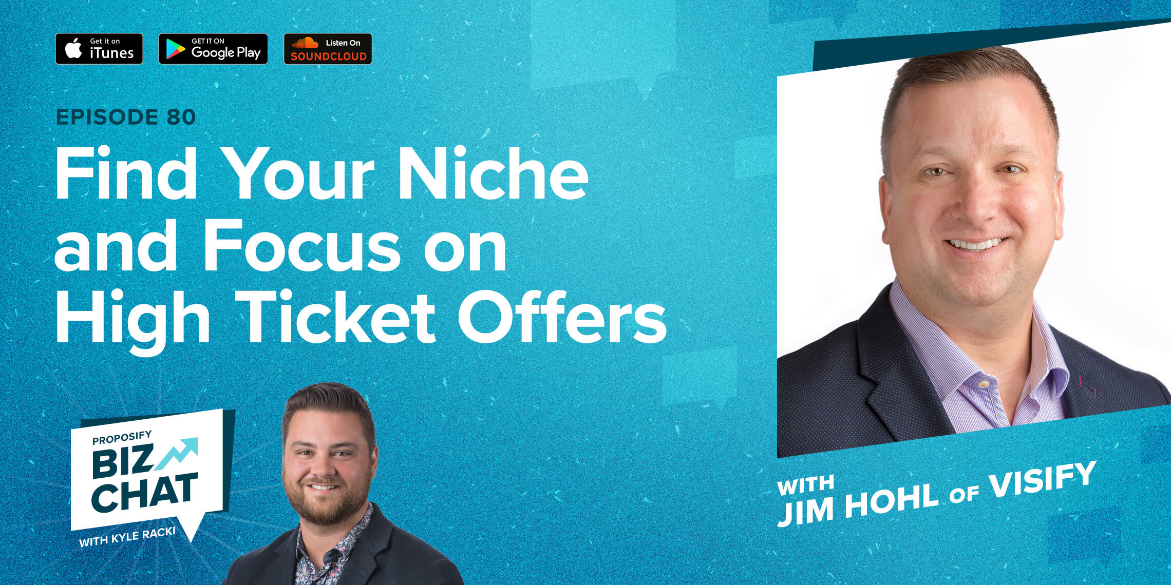 Find Your Niche and Focus on High Ticket Offers