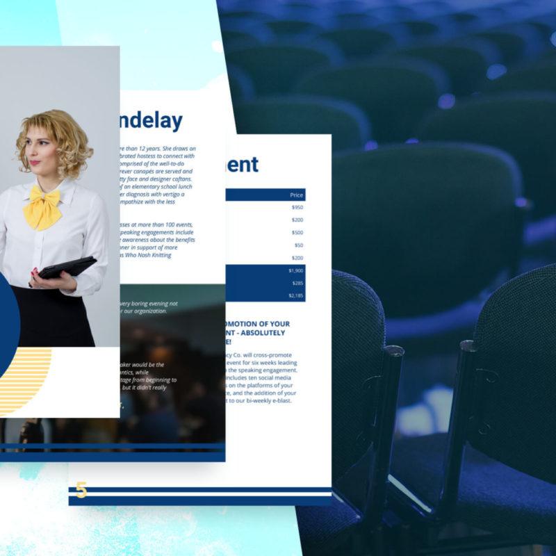 Speaker Proposal Template - Free Sample | Proposify