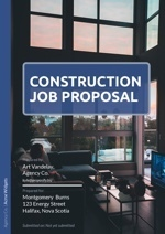 Construction Job Template