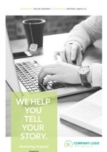 Consulting Proposal Template - Free Sample | Proposify