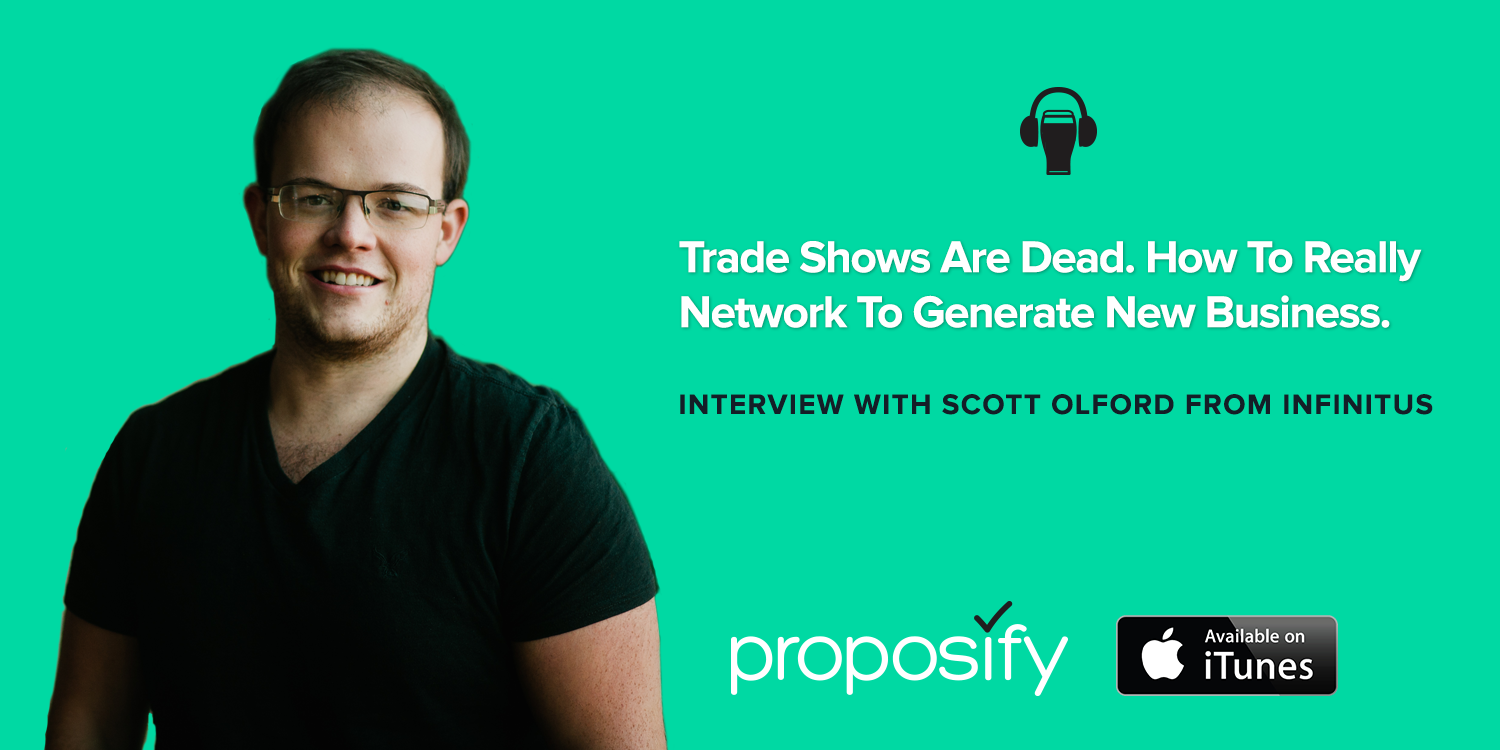 Trade Shows Are Dead. How To Really Network For Your Agency