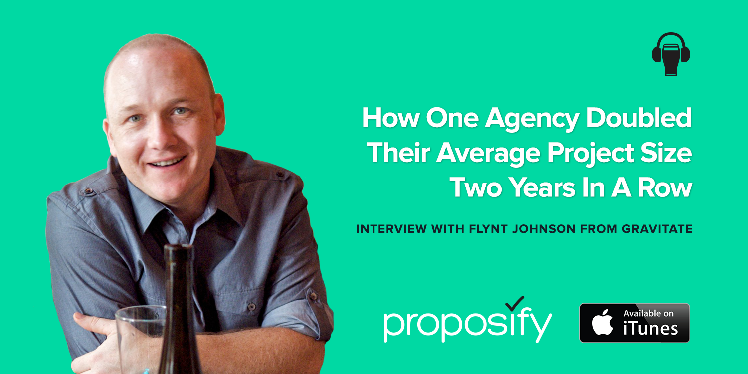 How One Agency Doubled Their Average Project Size Two Years In A Row