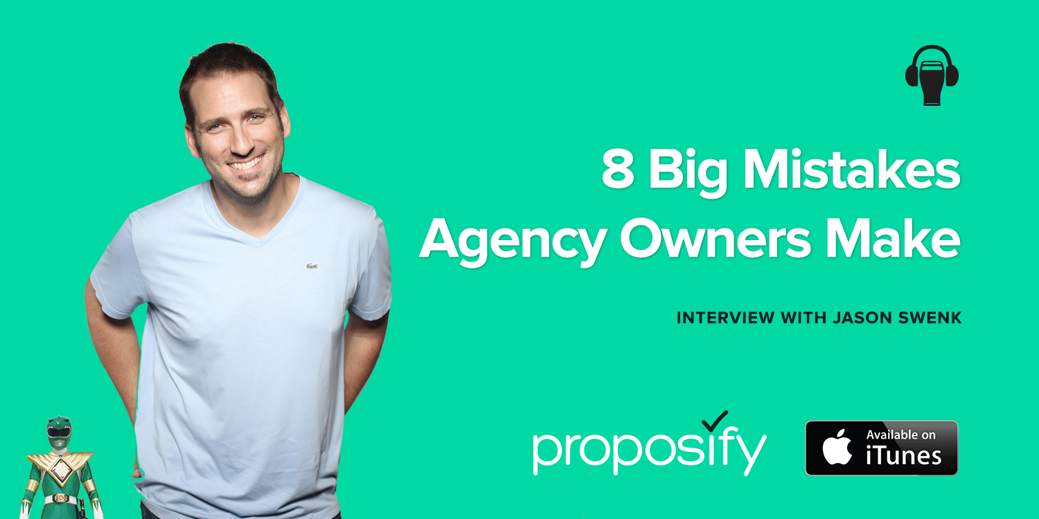 8 Big Mistakes Agency Owners Make