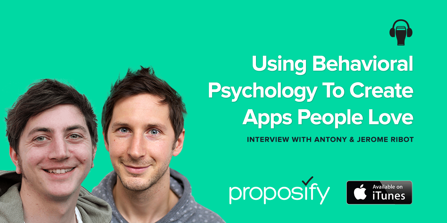 Using Behavioral Psychology To Create Apps People Love