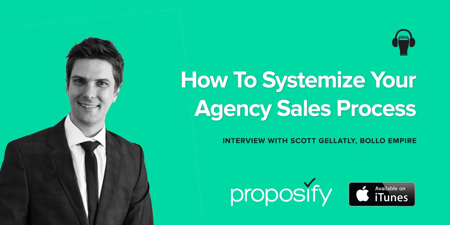 How To Turn Your Sales Into A Systematic Process