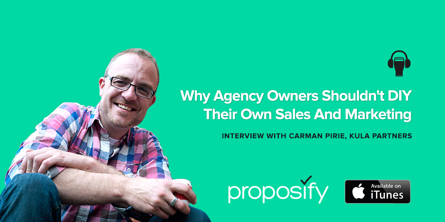 Why Agency Owners Shouldn't DIY Their Own Sales And Marketing