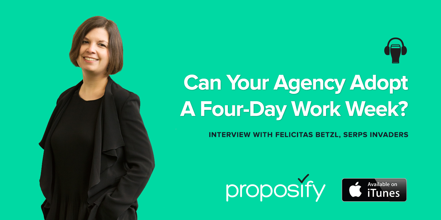 Can Your Agency Adopt A Four-Day Work Week?