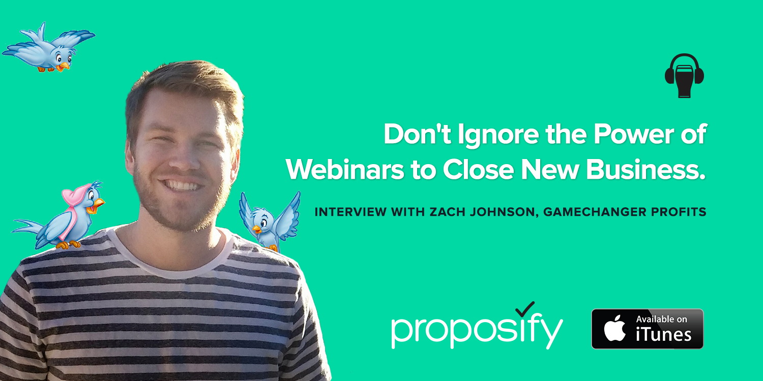 Don't Ignore the Power of Webinars to Close New Business.