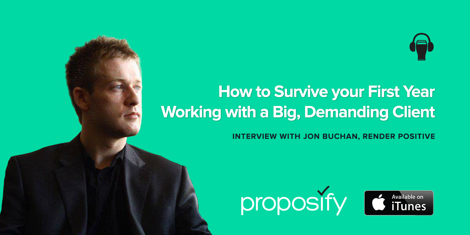 How to Survive your First Year Working with a Big, Demanding Client