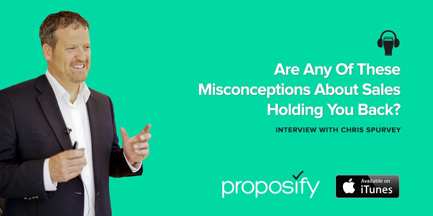 Are Any Of These Misconceptions About Sales Holding You Back?