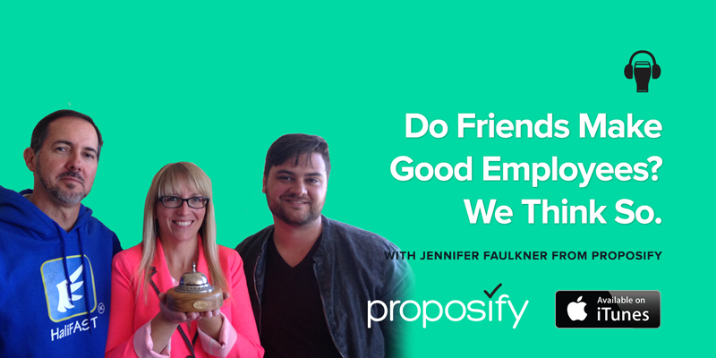 Do Friends Make Good Employees? We Think So.