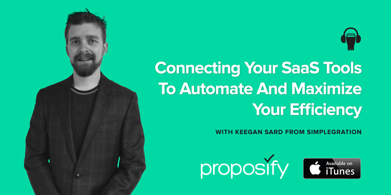 Connecting Your SaaS Tools To Automate And Maximize Your Efficiency