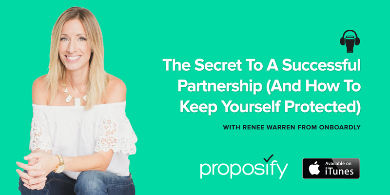 The Secret to a Successful Partnership (and How to Keep Yourself Protected)