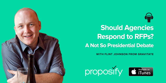 Should Agencies Respond to RFPs? A Not So Presidential Debate.